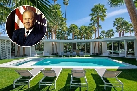 Five Presidential Houses on the Market