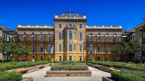 每日豪宅   保留原始特色的伦敦精品三层复式公寓
