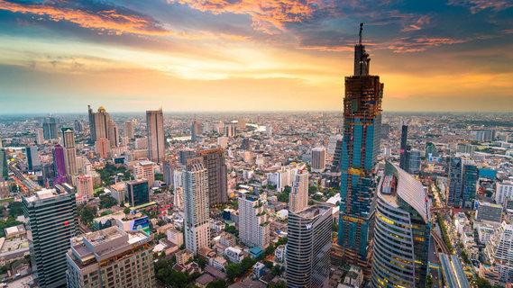 曼谷市中心楼市繁荣势不可挡