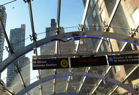 纽约新地铁线聚拢人气推高周边房价