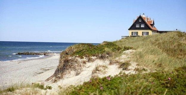 Where Denmark's Elite Go to (Modestly) Summer