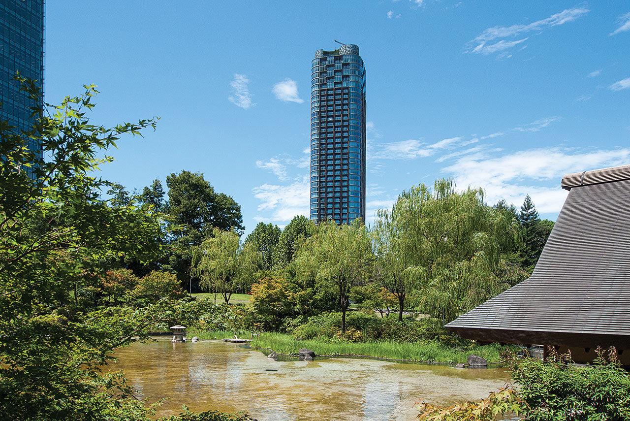 44层豪华公寓塔楼Park Court Akasaka Hinokicho The Tower