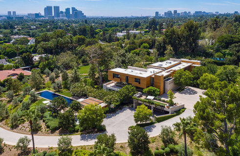 洛杉矶标价1.25亿美元豪宅有望打破当地销售纪录