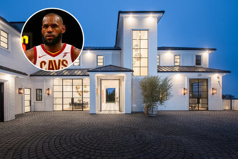 LeBron James Scores Second Los Angeles Mansion for $23M