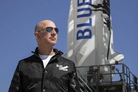 The Many Places Amazon CEO Jeff Bezos Calls Home