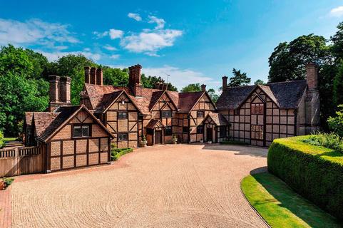 每日豪宅 | 园艺大师设计的英国16世纪乡村庄园