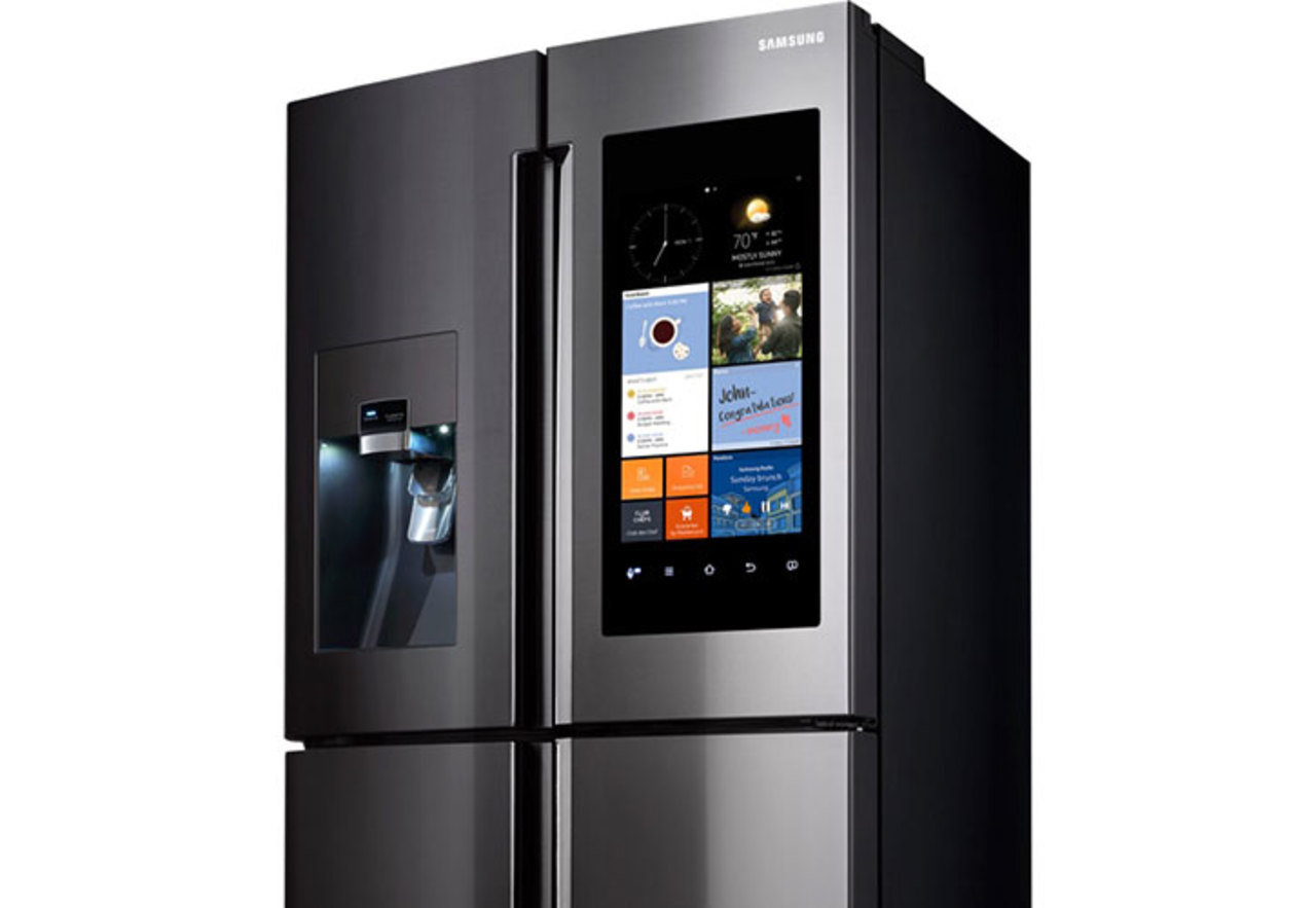 It may be time to upgrade to the world's smartest refrigerator.