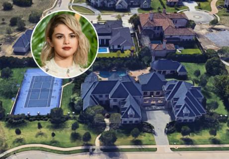 流行小天后赛琳娜·戈麦斯降价出售德州豪宅