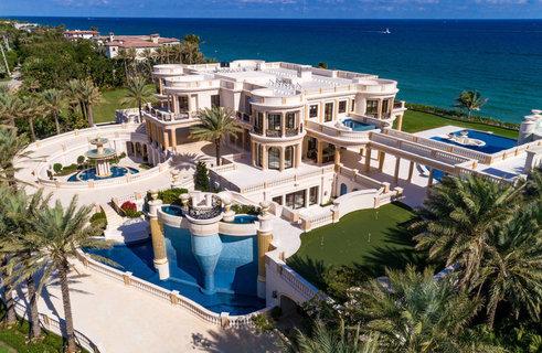 佛州前美国最贵豪宅以4250万美元拍出