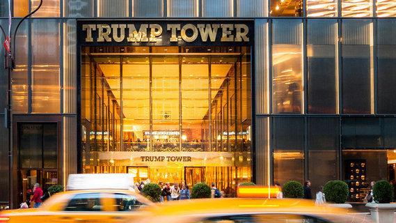 环域一周回顾 投资2450万美元购房 与特朗普总统成近邻