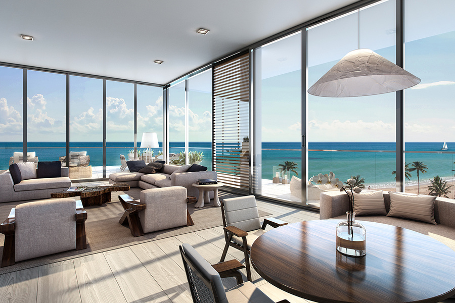 Residences at the Auberge, which is currently 74% sold, will be smart-phone pre-wired for high-speed