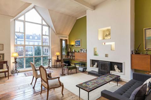 每日豪宅 | 曾为传奇名媛居所的伦敦切尔西红砖别墅
