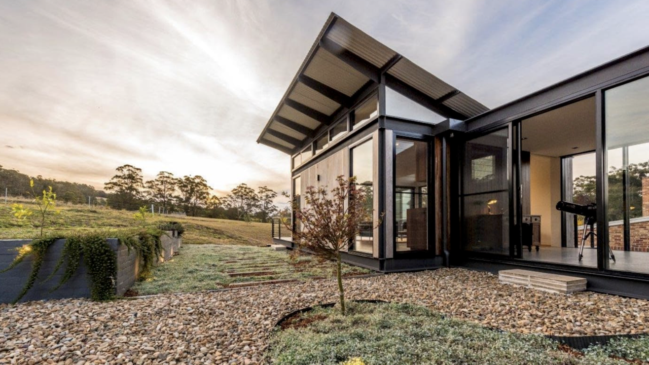Autumn Park on Diamond Field Road, Mittagong was listed in May with an asking price of A$5 million an